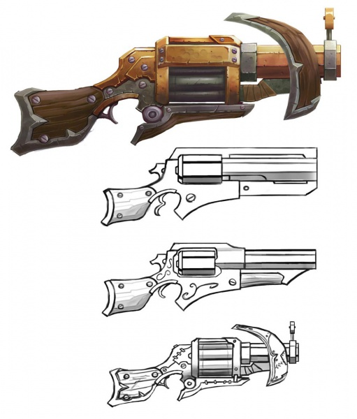 D D Craft Magic Weapon
