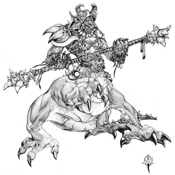 World Of Warcraft Concept Art Neoseeker
