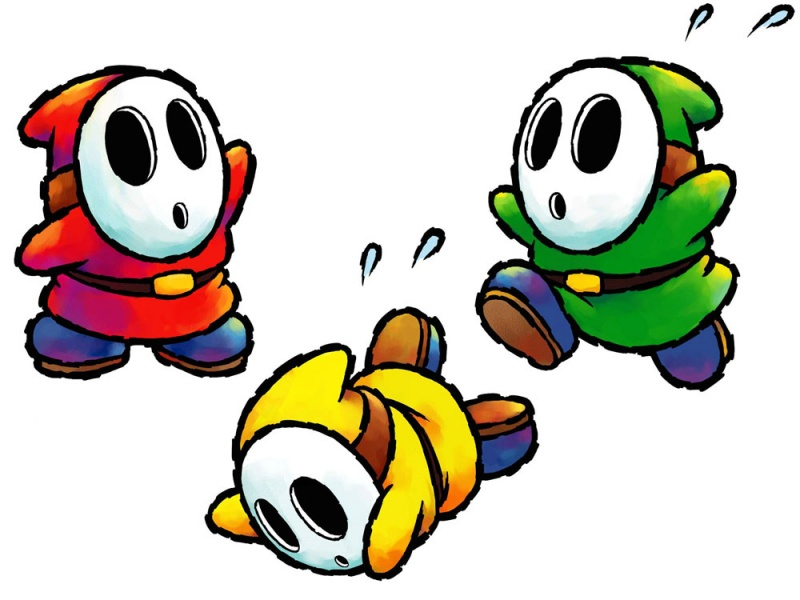 Yoshis island ds concept art neoseeker sciox Image collections