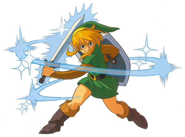 The Legend Of Zelda A Link To The Past Concept Art