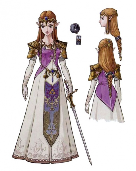 The Legend of Zelda: Twilight Princess HD Concept Art