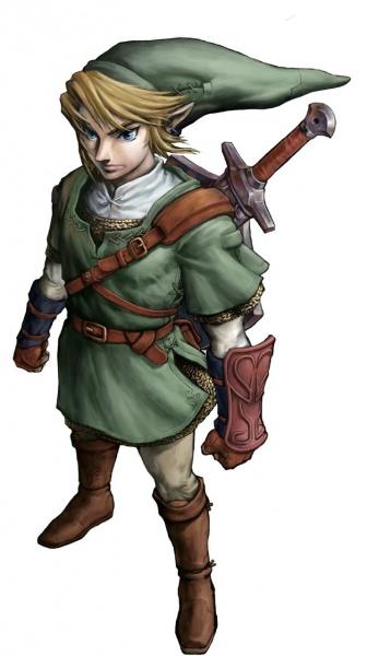 Legend Of Zelda Twilight Princess Concept Art