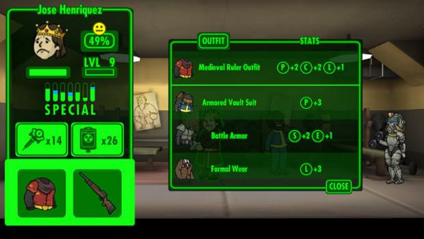 Basic Walkthrough - Fallout Shelter - Neoseeker