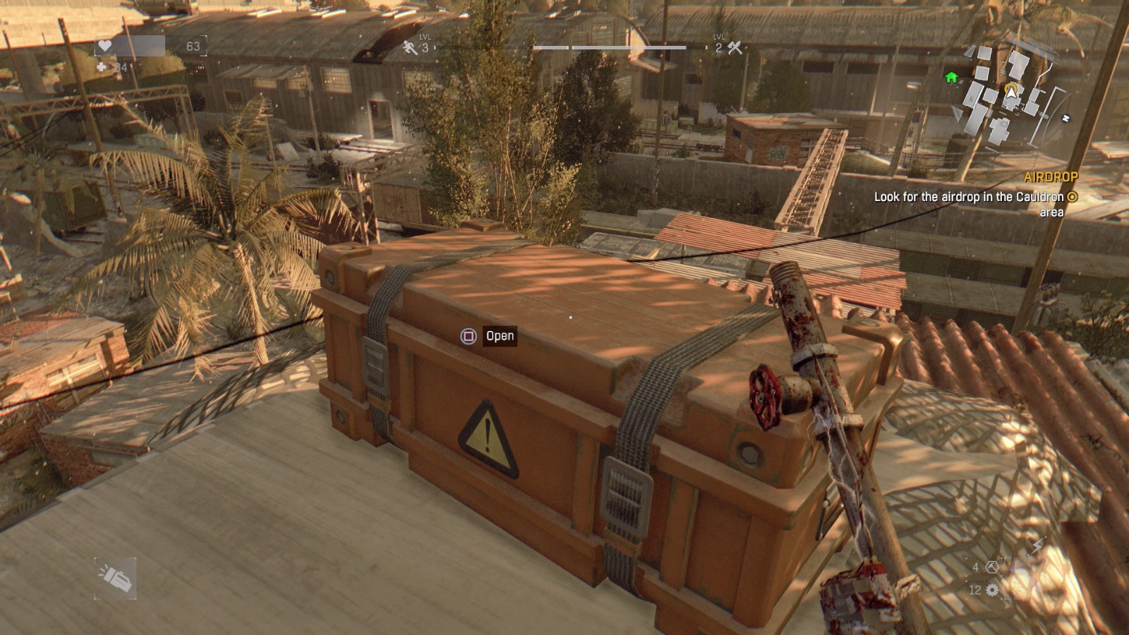 Airdrop dying light walkthrough neoseeker airdrop first airdropg ccuart Images