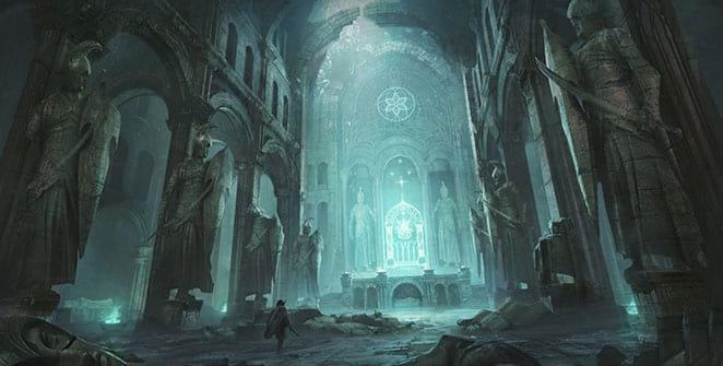 Ithildin Middle Earth Shadow Of War Walkthrough Neoseeker