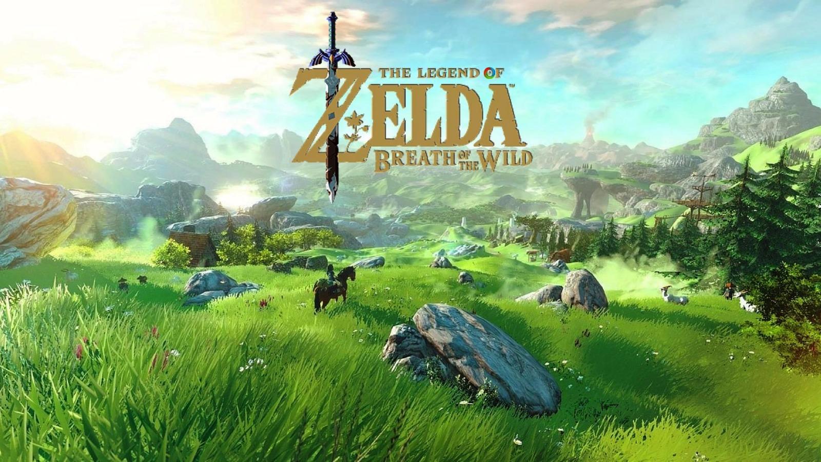 The Legend Of Zelda Breath Of The Wild Walkthrough And Guide Neoseeker