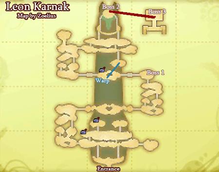 Rune factory 4 leon karnak