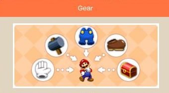 Gear Equipment Mario Luigi Paper Jam Walkthrough Neoseeker
