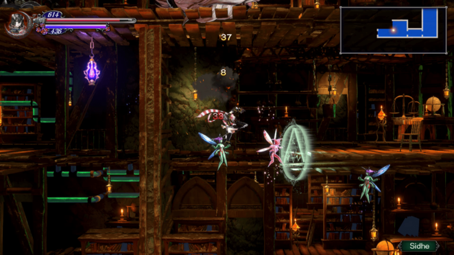 Underground Sorcery Lab Walkthrough - Bloodstained: Ritual of the