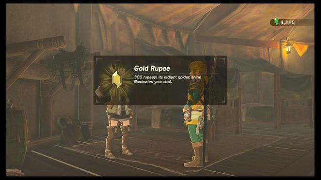 Central and Ridgeland Sidequests - The Legend of Zelda
