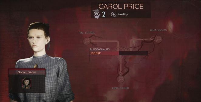 Carol price dissertation