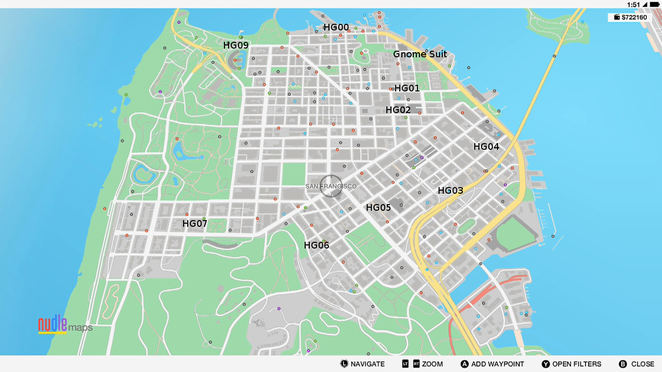 Hidden Gnomes Locations Guide - Watch Dogs 2 - Neoseeker