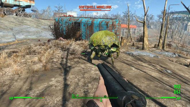 Fallout Elie Supermutant Capture