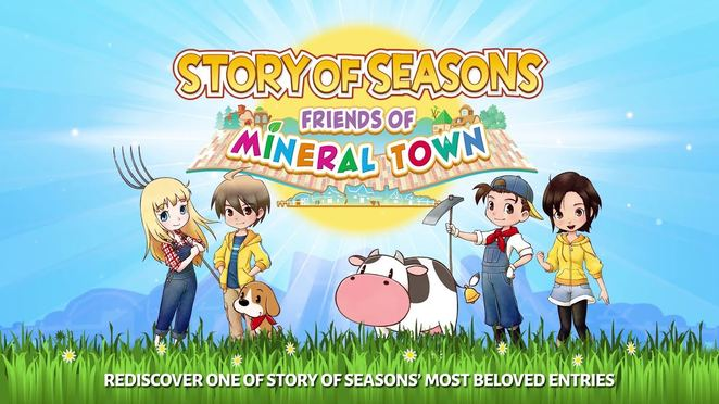 Story Of Seasons Friends Of Mineral Town 2020 Walkthrough And Guide Neoseeker
