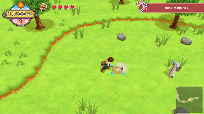 Harvest Moon One World Walkthrough Getting Started Dreams Of Farming Neoseeker