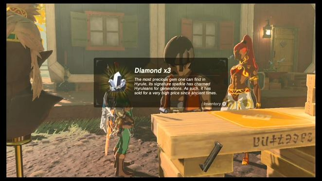 Hateno Sidequests The Legend Of Zelda Breath Of The Wild