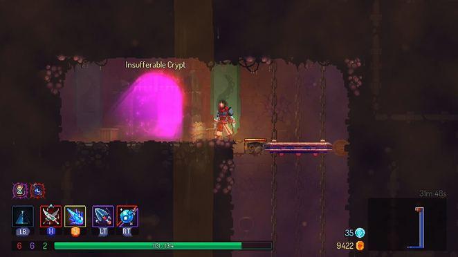 Ancient Sewers Dead Cells Walkthrough Neoseeker