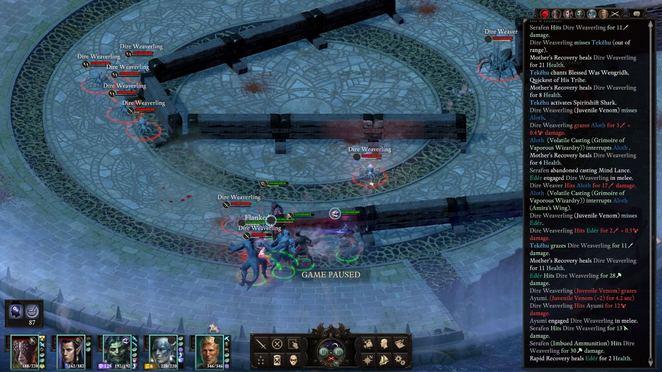 The Crucible - Pillars of Eternity II: Deadfire - Seeker