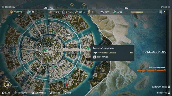Ainigmata Ostraka Assassin S Creed Odyssey The Fate Of Atlantis
