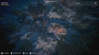 Finding Theras - Assassin's Creed Odyssey: The Fate of