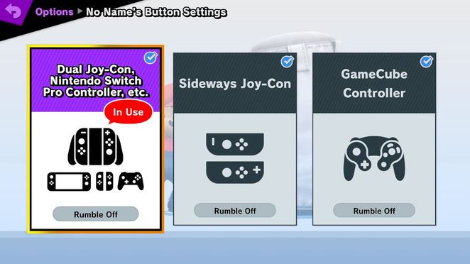 Basics-Controls - Super Smash Bros  Ultimate Walkthrough
