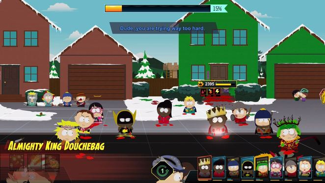 Farts of Future Past - South Park: The Fractured but Whole