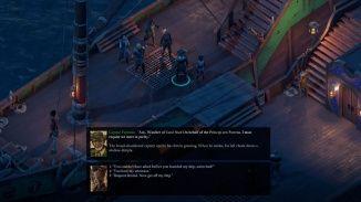 Blow the Man Down - Pillars of Eternity II: Deadfire