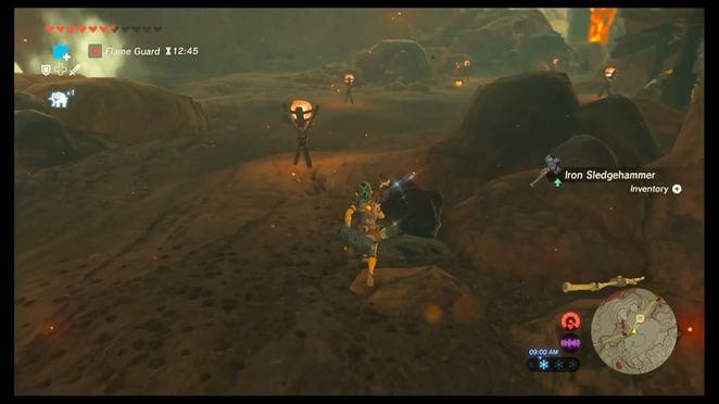 Gemstones The Legend Of Zelda Breath Of The Wild