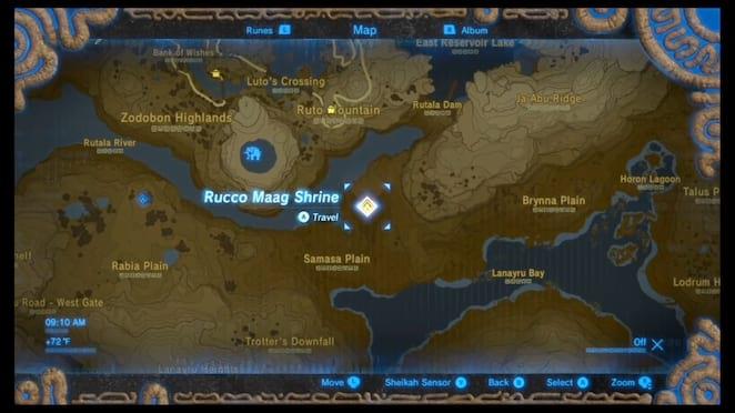 Lanayru Shrines and Shrine Quests The Legend of Zelda Breath of