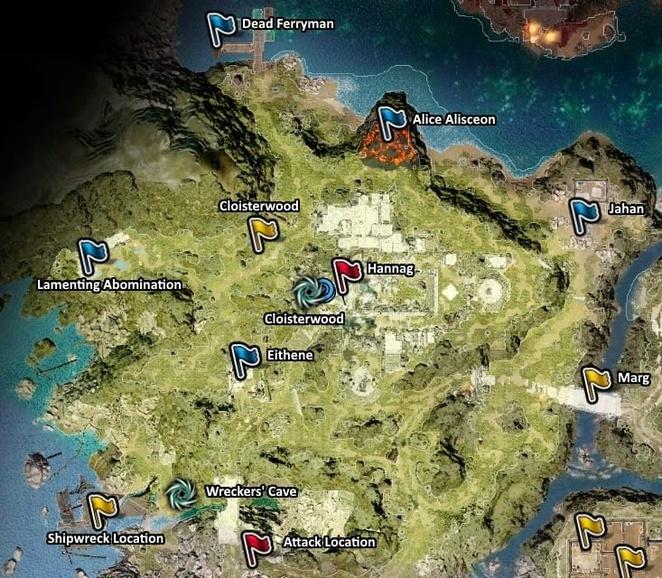 Reaper's Coast - Divinity: Original Sin 2 Walkthrough