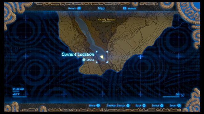 Misko The Great Bandit Zelda >> Dueling Peaks Sidequests - The Legend of Zelda: Breath of ...