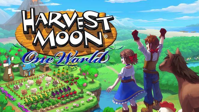 Harvest Moon One World Walkthrough And Guide Neoseeker