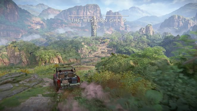 Chapter 4 The Western Ghats Guide Uncharted The Lost Legacy
