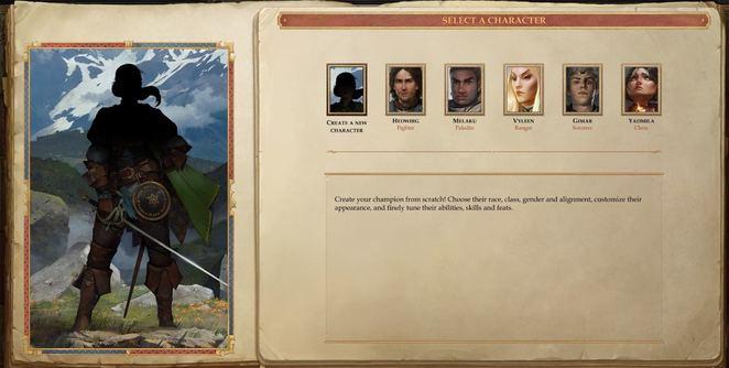 How to Build a Character - Pathfinder: Kingmaker Walkthrough