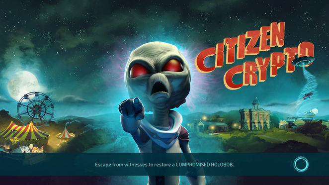 Destroy all humans walkthrough citizen crypto currency 60 bitcoins worth