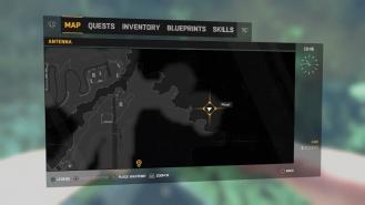 Blueprints location guide dying light walkthrough neoseeker air strike blueprint 1g malvernweather Image collections