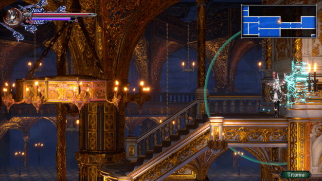 Hall of Termination Walkthrough - Bloodstained: Ritual of