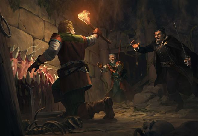 Pathfinder: Kingmaker Varnhold's Lot Party - Neoseeker