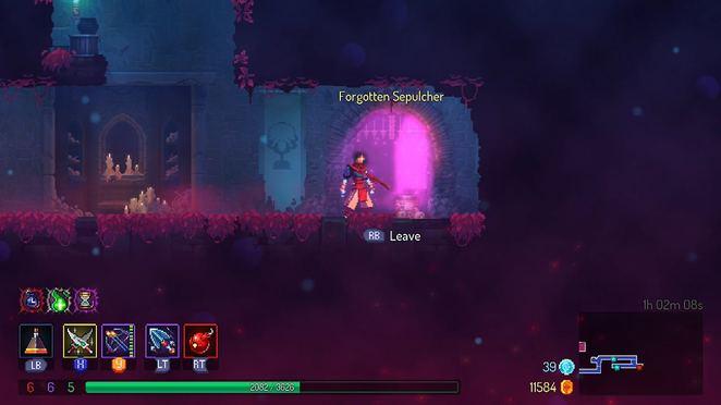 Graveyard Dead Cells Walkthrough Neoseeker