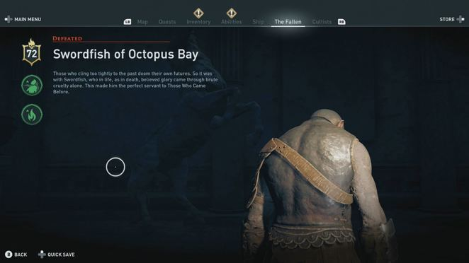 Beyond the Veil - Assassin's Creed Odyssey: The Fate of