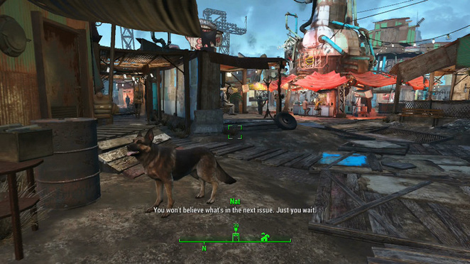 Part X: The Factions and the Story - Fallout 4 Walkthrough - Neoseeker