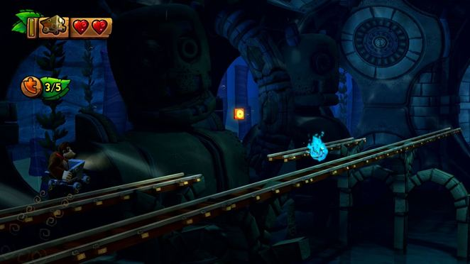 4-2 High Tide Ride - Donkey Kong Country: Tropical Freeze