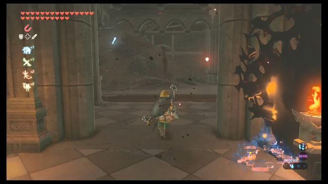 Destroy Ganon - The Legend of Zelda: Breath of the Wild
