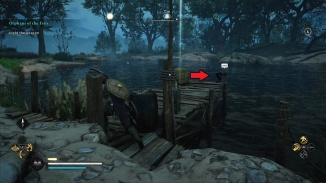 Assassin S Creed Valhalla Fishing Lesson Walkthrough Neoseeker