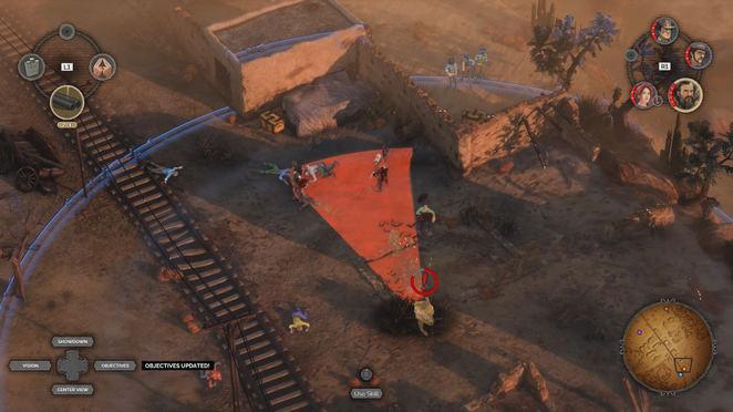 Desperados Iii Baron Challenge For A Few Bullets More Walkthrough Neoseeker
