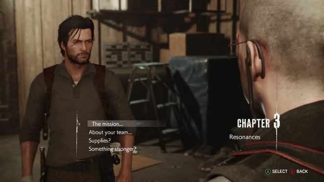 the evil within 2 high grade weapon parts