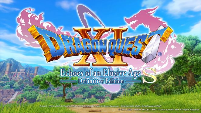 Dragon Quest XI: Echoes of an Elusive Age Walkthrough and