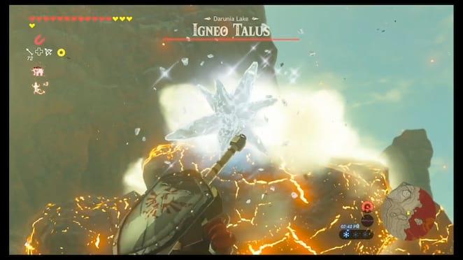 Eldin Sidequests The Legend Of Zelda Breath Of The Wild
