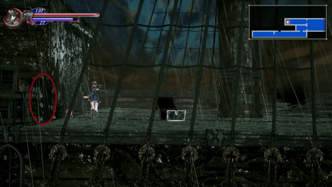 Galleon Minerva Walkthrough - Bloodstained: Ritual of the