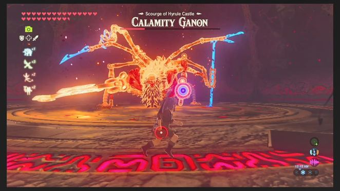 Destroy Ganon The Legend Of Zelda Breath Of The Wild